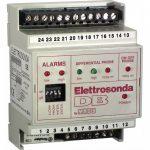 MAC3 Elettrosonda DB Pump Level Controller