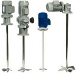 Doseuro High & Slow Speed Chemical Mixers (Agitators)