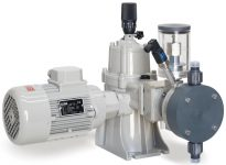 Positive Displacement Sandwich Hydraulic Diaphragm Dosing Pump