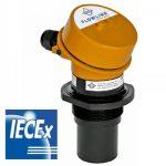 FlowLine EchoTouch UG06 Intrinsically Safe Ultrasonic Level Transmitter IECEx