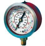 Rhomberg PBJ Utilities Pressure Gauge