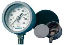 Rhomberg PBX Safety Pressure Gauge
