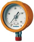 Rhomberg PBZ Colour Coded Pressure Gauge