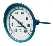 Rhomberg TPS Temperature Gauge