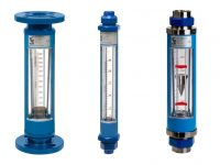 Tecfluid Glass Tube VA (Rotameter) Flow Meter